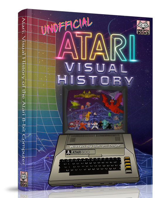 Unofficial Atari: a Visual History